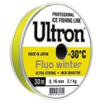 Леска Ultron Fluo Winter 30m
