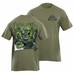 Футболка Flying FishermanT-Shirt Midnight Angler