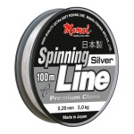 Леска Momoi Spinning Line Silver