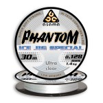 Леска Asama Phantom Ice Jig UltraClear