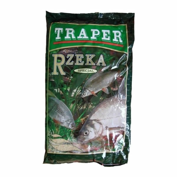 Прикормка Traper Special Rzeka 1,0кг