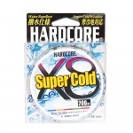 Шнур Duel PE Hardcore Super Cold X8 5Color