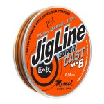 Шнур Momoi JigLine Super Cast MX8