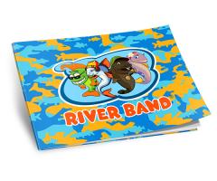 Печатные каталоги River Band