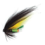 Муха лососевая Unique Flies FL74218 Yellow Man Tube Plast