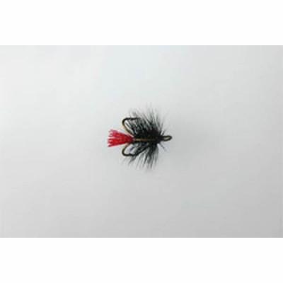 Муха-тройник Stinger Fly Standart ST TR002-12 Black Zulu Treble
