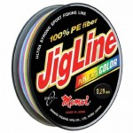 Шнур Momoi JigLine Multicolor