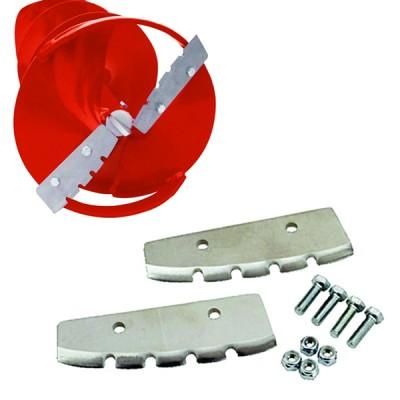 Ножи для мотобура Alligator Motorhead 200mm