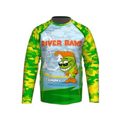Футболка River Band Tommy