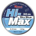 Леска зимняя Momoi Hi-Max Sky Blue