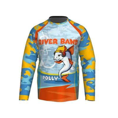 Футболка River Band Polly
